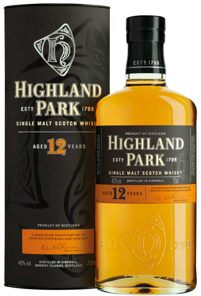 Highland Park 12yo 2015
