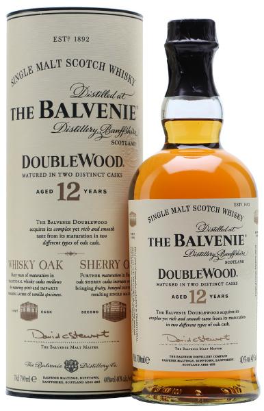 The Balvenie 12yo Doublewood