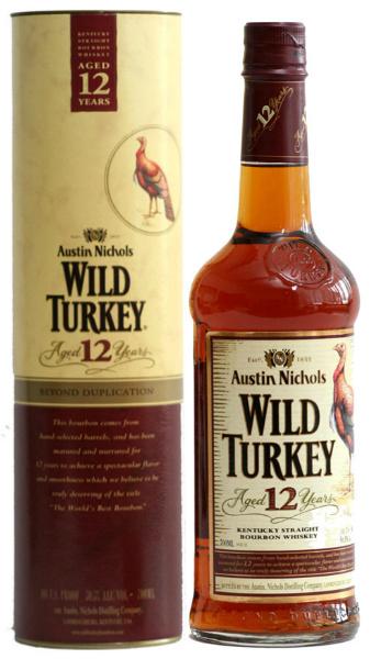 Wild Turkey 12yo