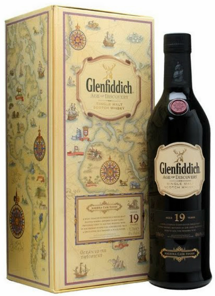 "Glenfiddich 19yo ""Age of Discovery"" (40%, OB, Madeira Cask Finish)"