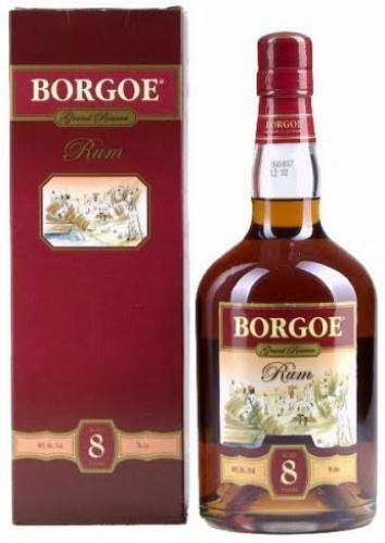 Borgoe 8yo Grand Reserve (40%, OB, Suriname)