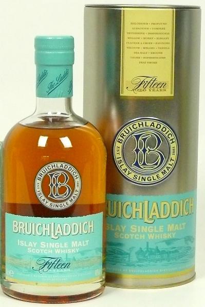Bruichladdich 15yo (46%, OB, 2003)