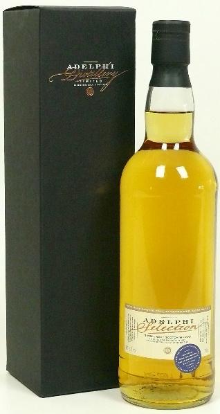 Glen Scotia 14yo 1991/2006 (61.6%, Adelphi, Refill Hogshead #1071, 258 bottles)