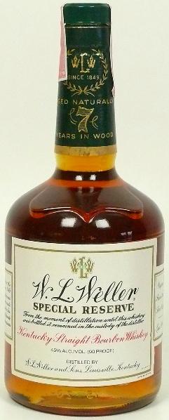 W.L. Weller 7yo Special Reserve (45%, OB, Buffalo Trace)
