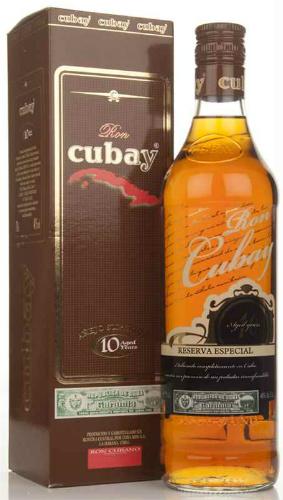 Cubay 10yo Reserva Especial