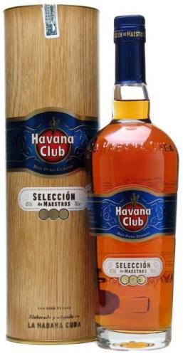 Havana Club Selección De Maestros (45%, OB, Cuba)