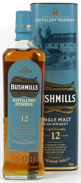 Bushmills 12yo Distillery Reserve