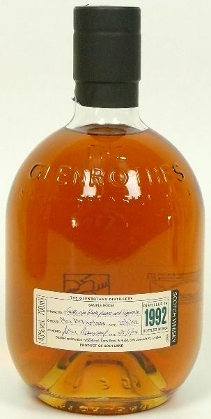 Glenrothes 1992/2004 (43%, OB)