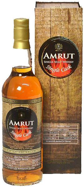 Amrut Single Cask #3445
