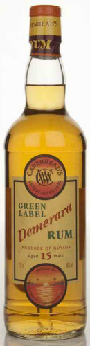 Cadenhead Green Label 15yo Demerara