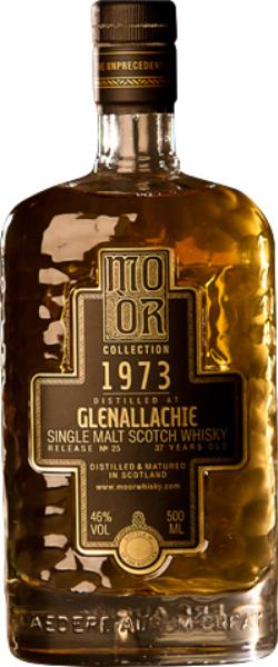 Glenallachie 37yo 1973/2010 (46%, Mo Òr, Bourbon Hogshead #6746, 266 bottles, 500 ml)