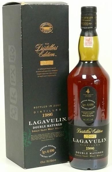 Lagavulin DE 2002