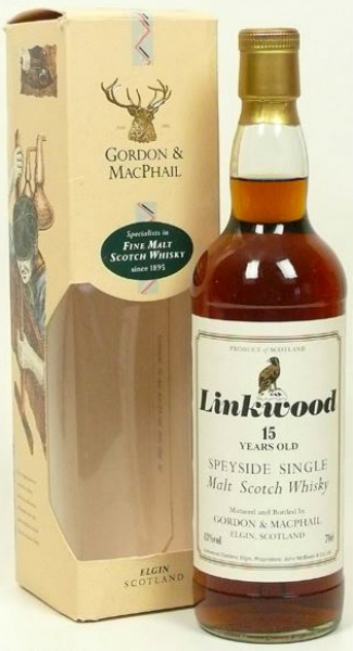 Linkwood 15yo G&M