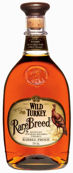 Wild Turkey Rare Breed (54.1%, OB, WT-03RB)