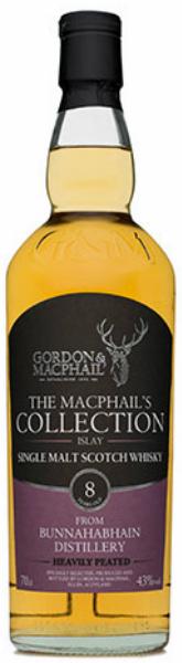 Bunnahabhain 8yo The MacPhails Collection