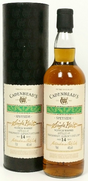 Cragganmore Cadenhead 1989/2003