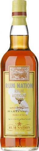 Rum Nation Martinique AOC Hors d'Âge (43%, Single Domaine Rum, EMB 97209J, 2008, Martinique)