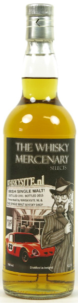 The Whisky Mercenary Irish