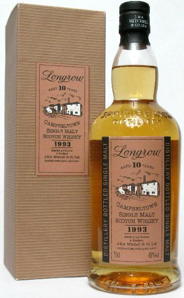 Longrow 10yo 1993