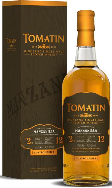 Tomatin Cuatro II - Manzanilla