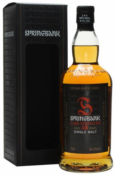 Springbank 12yo Batch 8